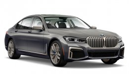 BMW 7 Series 740i xDrive 2021