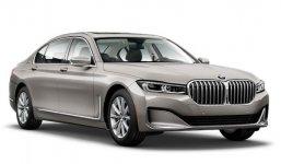 BMW 7 Series 745e xDrive Plug-In Hybrid 2021