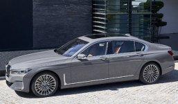 BMW 7 Series 750Li xDrive 2020