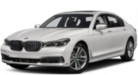 BMW 7 Series 750i xDrive Sedan 2019