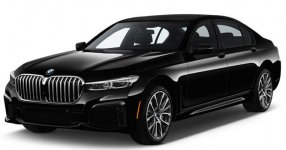 BMW 7 Series 750i xDrive 2020