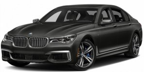 BMW 7 Series M760Li xDrive 2019