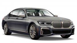 BMW 740i 2021