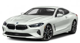 BMW 8 Series 840i xDrive Coupe 2021