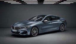 BMW 8 Series Gran Coupe 2020