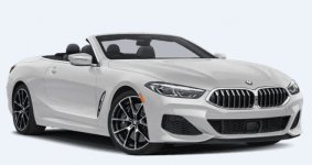BMW 8 Series M850i xDrive Convertible 2020
