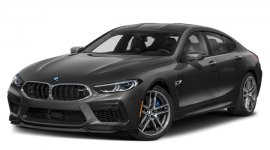 BMW M8 Gran Coupe 2021