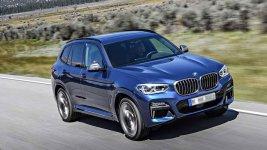 BMW X3 M40i 2019