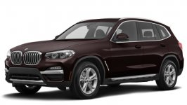 BMW X3 sDrive30i Sports Activity Vehicle 2020