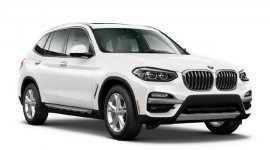 BMW X3 xDrive30e Plug-In Hybrid 2021