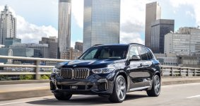 BMW X5 M50i Sports Activity Vehicle 2020