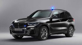 BMW X5 Protection VR6 Bulletproof 2020