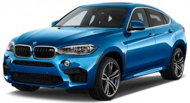 BMW X6 Sports Activity Coupe 2019