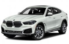 BMW X6 Sports Activity Coupe 2020