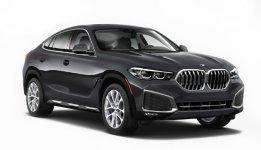 BMW X6 xDrive40i 2021