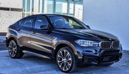 BMW X6 xDrive50i AWD Sport Utility 2019
