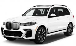 BMW X7 M50i Sports Activity Vehicle 2020