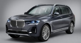 BMW X7 xDrive30d DPE Signature 2019