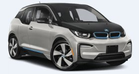 BMW i3s with Range Extender 2019