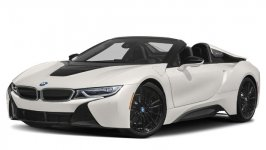 BMW i8 Coupe 2020