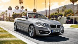 BMW 2-Series 220i Convertible