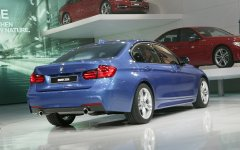 BMW 3 Series 335i Sedan