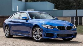 BMW 4 Series 428i Gran Coupe
