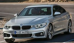 BMW 4 Series 435i Gran Coupe