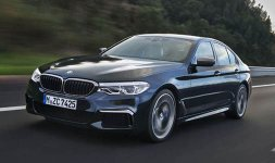 BMW 5-Series 550i xDrive