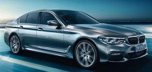 BMW 5 Series Sedan 530i