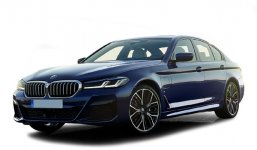BMW 530e Plug-In Hybrid 2022