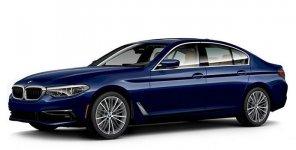 BMW 540i xDrive Sedan 2022