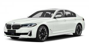 BMW 5 Series 540i 2021