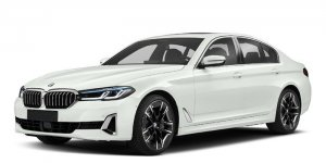BMW 5 Series 540i xDrive 2021
