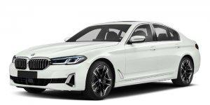BMW 5 Series 540i xDrive 2021