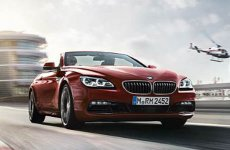 BMW 6-Series 640i Cabriolet xDrive