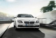 BMW 6-Series 640i Gran Coupe
