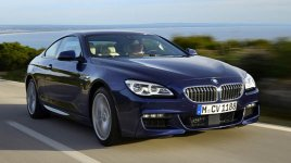 BMW 6-Series 650i Coupe