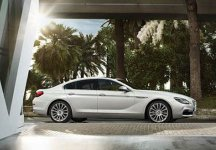 BMW 6-Series 650i Gran Coupe