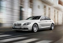BMW 6-Series 650i Gran Coupe xDrive