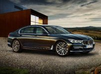 BMW 7 Series 740Le xDrive