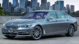 BMW 7 Series 750Li xDrive