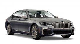 BMW 740i 2022