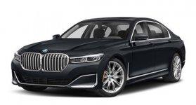 BMW 740i xDrive 2022
