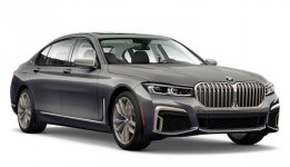 BMW 7 Series M760i xDrive 2021