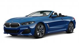 BMW 840i Convertible 2022