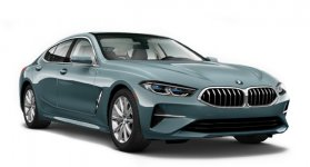 BMW 840i Gran Coupe 2022