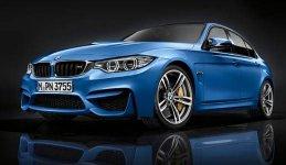 BMW M3 RWD