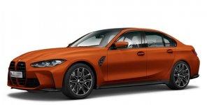 BMW M3 Sedan 2021