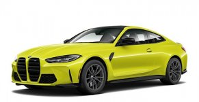 BMW M4 Competition xDrive Coupe 2022